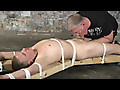 Boynapped 351: Strapped To The Cross And Milked