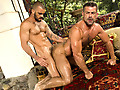 Hairy Boyz: Damien Crosse & Bruno Bond