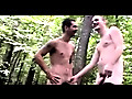 Jerking Buddies In The Woods