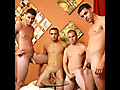 Anyone in the mood for Cuban cuisine? This week we have much to be thankful for. Four sexy Cuban boys are here to stroke one off for us. The