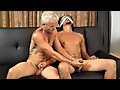ManHub: Blindfolded straight dude fucks another guy for the first time