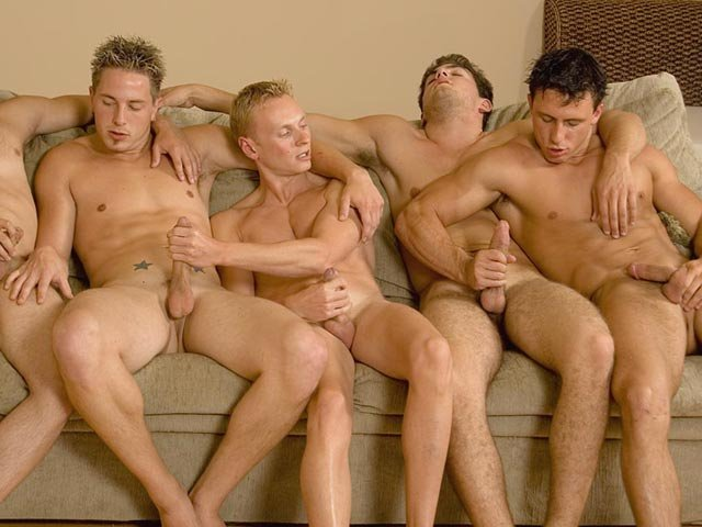 Military guys circle jerking cum videos gay The pledges handed