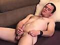 Ram Jet Video: Paul is a straight boy, with a big 8 inch cock