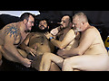Monster Cub: Derrick Wayne, Hunter Scott, Lanz Adams & Rusty McMann