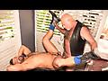 Hairy and Raw: Chuck Collier & Alejandro Avila