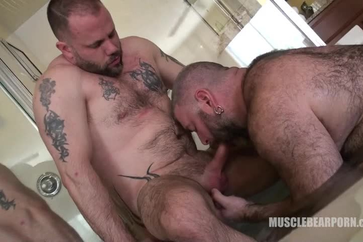 Cum in his ass gay porn