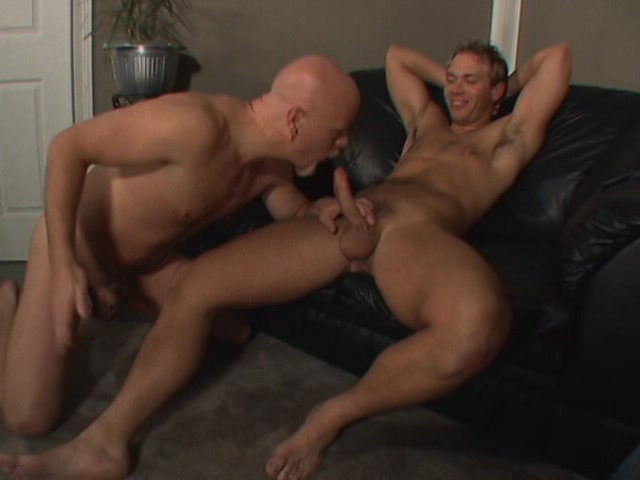 Erotic male bondage