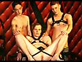 James Robertson, Luke James & Shaun Mann