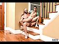 Men: Hunter Adrian & Johnny Rapid
