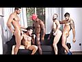Angel Garcia, Ehrik Ortega, Lucas Fox, Max Toro & Troy Moreno