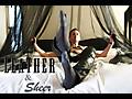 Gentlemens Closet: Leather Sheer 02
