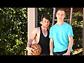 Next Door Twink: Scott Harbor & Kyle Evans