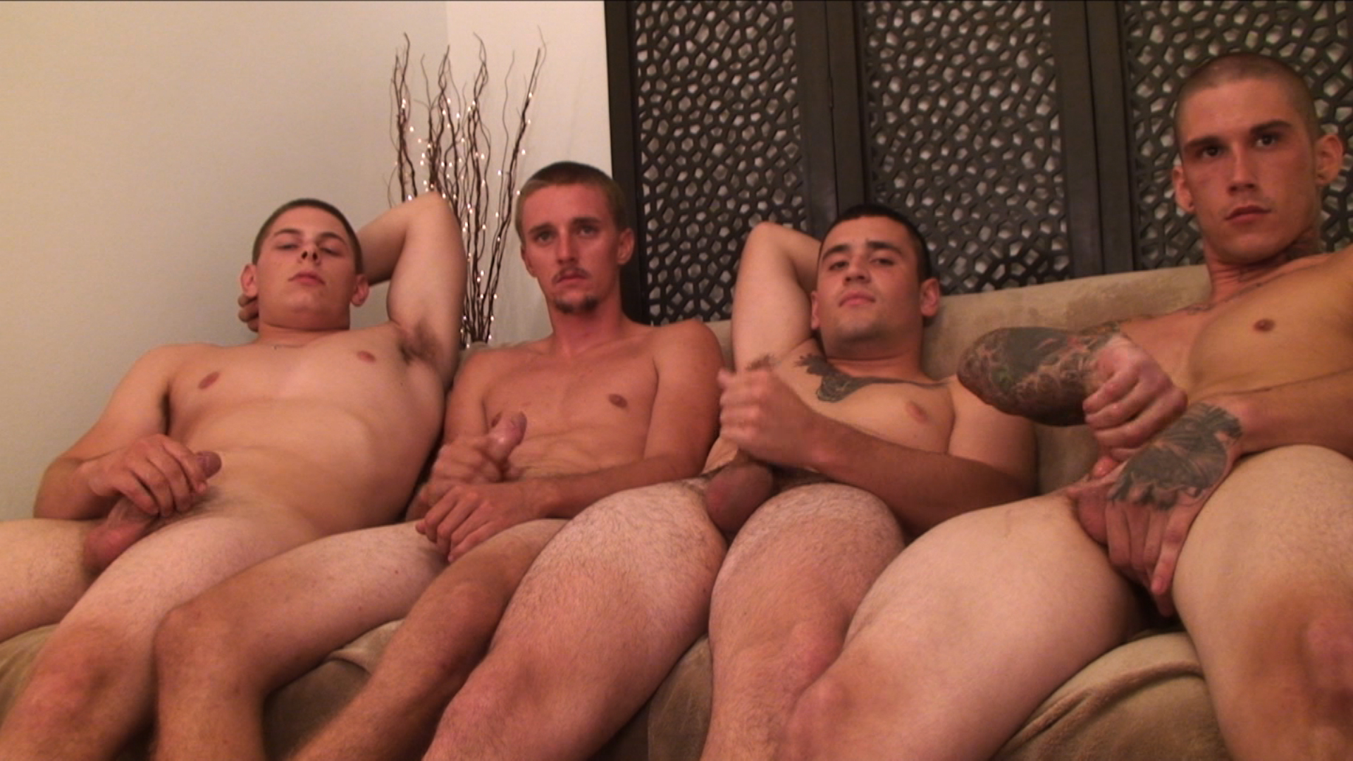 Naked Amateur Straight Studs
