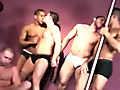 Brazilian Dicks: Amazing hot and horny men orgy party