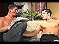 Lusty Gay Pornstar Has Insertion Fetish