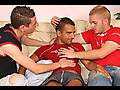 Cum Swap Guys: Nikola, Aca and Dado