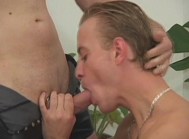 Brutal double penetration