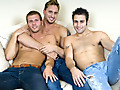 Blake Riley, Dakota Rivers & Derrek Diamond