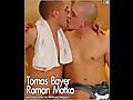 Tomas Bayer & Roman Motka