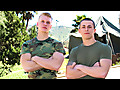 Active Duty: Bradley Hayes & Blake Effortley