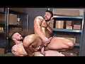Raging Stallion: Seth Santoro & Sergeant Miles
