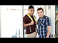 Next Door Studios: Elye Black & Zion Nicholas