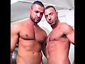 Marco Salqueiro and Antonio Cavalli