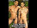 Hung, Built Afro-American REAL Brothers Jerk Off together in Hawaii!
