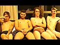 Andys Aussie Boys: Kade, Jesse, Callum & Steve