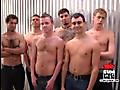 Azad Ricardo, Aaron Burner, Dawson Denton, Rock Lee, Scout, Ryan Stevens