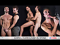 Gabriel Clark & Samuel Stone - UK Naked Men