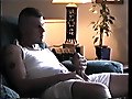 Str8 Boyz Seduced: Vinnie Beating His Meat