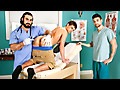 Next Door Twink: Johnny Torque, Kevin Summers & Jaxton Wheeler