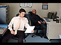 Men Hard at Work: Johnny DeNiro & Krys Perez