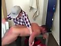 Sebastian - Paddled - Traditional Punishment