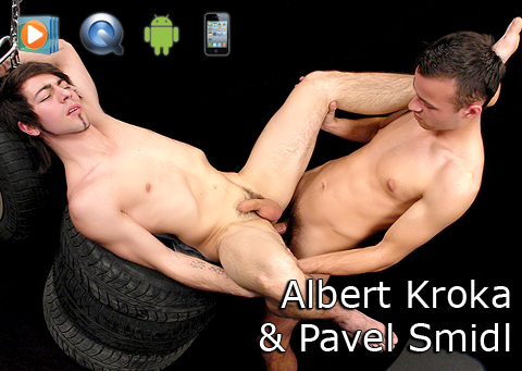 ManSurfer Albert Kroka & Pavel Smidl