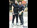 Diego Sans & Ricky Larkin