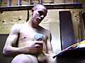 Amateur Shane Jerking Off