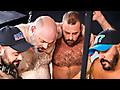 Hairy and Raw: Amir Badri, Bearsilien, Mathieu Angel, Tristan Riant & Yuan Duval