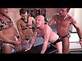 Dark Alley: Ray Dalton, Chad Brock, Patrick O'Connor, Dane Caroggio & Blake Ericson
