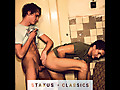 Staxus: Staxus Classic: Bareback Frat Pack - Scene 6 - Remastered in HD