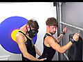 Guyz in 2 Rubber: Drew Dixon & James Bennett