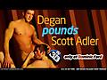 Degan Pounds Scott Adler