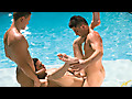 TJ Hawke, Turk Mason & Spencer Reed Dripping Wet 2