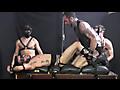 Tickled Hard: Franco Dax, Marky Sparks & Scotty