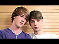 Lollipop Twinks: Kai Alexander & James Radford