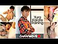 Yura Karate Training