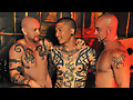 Buck Angel: Buck Angel, Sam Swift & Damon Dragon
