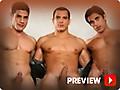 'Skin Deep' - Daniel Marvin, Franco Dominicci & Rocky Oliveira Photoshoot