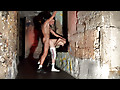 Jalif Studio: Fred Sneaker Finds Submissive Sub Alex Kiffeur in his Dungeon